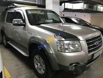 Cần bán Ford Everest MT sản xuất năm 2009, màu xám chính chủ
