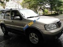 Cần bán Ford Escape AT sản xuất 2008, màu bạc