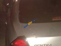 Bán Daewoo Gentra SX đời 2008, màu bạc