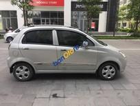 Cần bán gấp Chevrolet Spark sản xuất 2012, màu bạc chính chủ