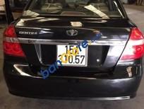 Cần bán Daewoo Gentra sản xuất năm 2007, màu đen
