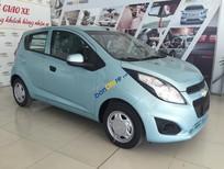 Chevrolet Spark Duo 1.2L màu xanh ngọc, chỉ cần trả trước 70 triệu có xe ngay- LH: 090 102 7 102 Huyền Chevrolet