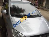 Cần bán Hyundai Getz MT sản xuất 2010, màu bạc giá cạnh tranh