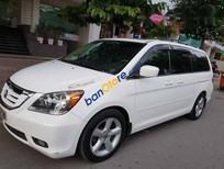 Gia đình bán Honda Odyssey năm 2008, màu trắng
