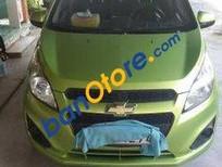Bán Chevrolet Spark MT đời 2015, màu xanh