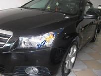 Bán ô tô Daewoo Lacetti AT năm sản xuất 2010, màu đen