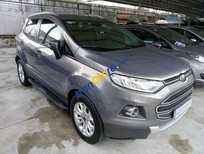 Cần bán lại xe Ford EcoSport AT sản xuất năm 2014, màu xám, giá tốt