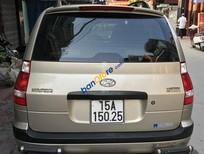 Cần bán Hyundai Maxcruz năm 2007, màu vàng kem, nhập khẩu