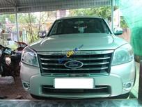Cần bán lại xe Ford Everest Limited sản xuất 2009, màu bạc số sàn