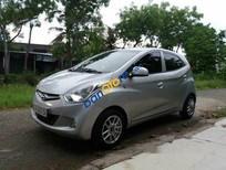 Cần bán gấp Hyundai Eon MT năm 2011, màu bạc