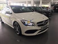 Cần bán xe Mercedes CLA250 4Matic năm sản xuất 2018, màu trắng, xe nhập