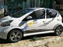 Cần bán gấp Toyota Aygo MT sản xuất 2007, màu trắng đã đi 25000 km