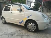 Cần bán xe Daewoo Matiz SE năm 2007, màu trắng, nhập khẩu, giá 78tr