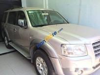 Cần bán gấp Ford Everest AT sản xuất 2009, màu vàng