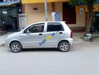 Bán xe Chery QQ đời 2009, màu bạc