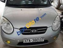 Bán xe Kia Morning MT đời 2009, màu bạc giá 170tr