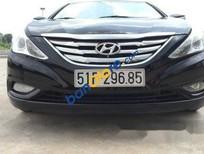 Bán Hyundai Sonata AT năm 2011, màu đen giá rẻ