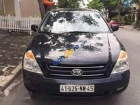 Bán xe cũ Kia Carnival đời 2009, xe ít sử dụng zin 99% rất đẹp, gầm bệ chắc chắn