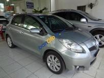 Bán ô tô Toyota Yaris AT đời 2009, màu bạc