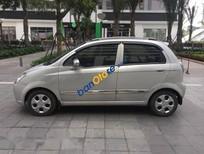 Gia đình bán xe Spark Chevrolet 2012, màu bạc, 188tr