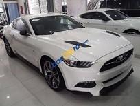 Cần bán lại xe Ford Mustang GT 50 năm 2015, màu trắng, nhập khẩu nguyên chiếc