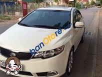 Bán xe cũ Kia Forte 1.6 AT đời 2012, màu trắng, giá 475tr