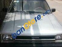 Cần bán Toyota Tercel AT đời 1985, màu bạc số tự động