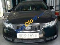 Bán Kia Cerato MT sản xuất 2009, màu đen số sàn, 370tr