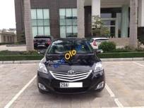 Chính chủ bán gấp Toyota Vios MT sản xuất 2011, màu đen