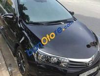 Bán Toyota Corolla altis AT đời 2015, màu đen