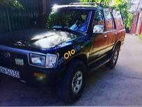 Bán ô tô Toyota 4 Runner MT năm 1997, màu đen đã đi 55000 km