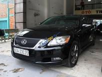 Cần bán gấp Lexus GS350 sản xuất năm 2008, màu đen, nhập khẩu