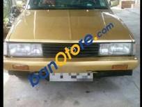 Bán xe Toyota Corolla MT sản xuất 1986, màu vàng, giá 53tr