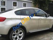 Cần bán gấp BMW X6 Sport 3.5i sản xuất 2011, màu vàng, nhập khẩu