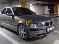 Cần bán gấp BMW 325i đời 2003, màu xám, giá chỉ 246 triệu