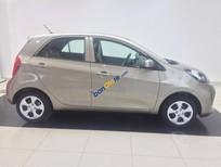 Cần bán xe Kia Morning 1.0MT đời 2017, màu xám