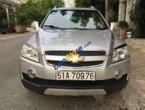 Chính chủ bán xe Chevrolet Captiva AT đời 2008, màu bạc