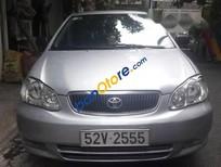 Cần bán xe Toyota Corolla Altis 1.8G, đời 2002 đăng ký T3/2003