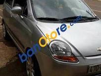 Cần bán xe Chevrolet Spark MT đời 2011, màu bạc