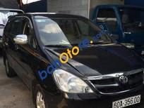 Bán xe Toyota Innova MT 2006, màu đen