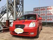Xe Kia Morning AT năm sản xuất 2006, màu đỏ, nhập khẩu chính chủ