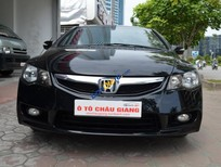 Cần bán Honda Civic 2.0AT năm 2011, màu đen, giá 515tr