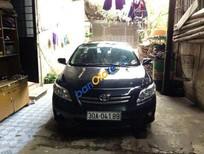 Bán Toyota Corolla AT đời 2009, màu đen đã đi 90000 km, giá 550tr