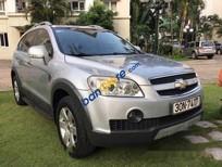 Chính chủ bán lại xe Chevrolet Captiva MT đời 2008, màu bạc, 310tr