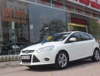 Auto bán Ford Focus 1.6 AT đời 2013, màu trắng