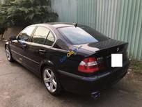 Cần bán gấp BMW 325i sản xuất năm 2005, màu đen số tự động