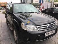 Cần bán Ford Escape AT sản xuất năm 2009, màu đen