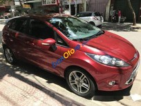 Bán xe Ford Fiesta sản xuất năm 2012, màu đỏ