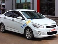 Bán xe Hyundai Accent 1.4AT đời 2011, màu trắng, nhập khẩu Hàn Quốc, giá 435tr