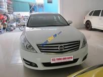 Bán Nissan Teana năm 2010, màu trắng, xe nhập số tự động